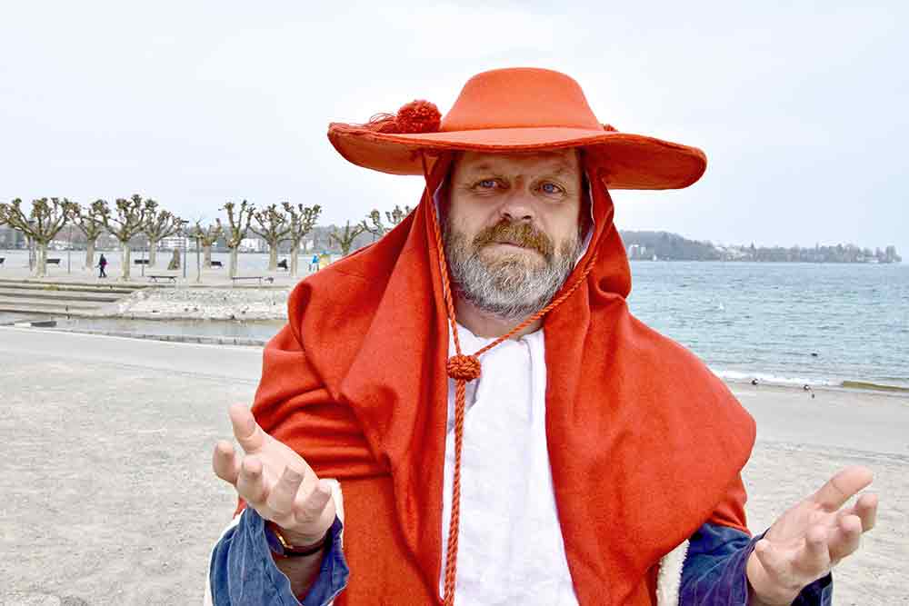 Henry Gerlach als Giaullaume Kardinal Fillastre