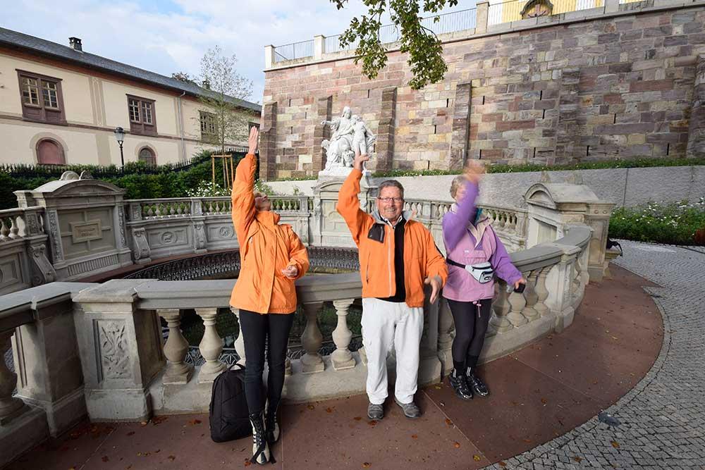 Eine Glücksreise durch den Landschaftspark Junge Donau