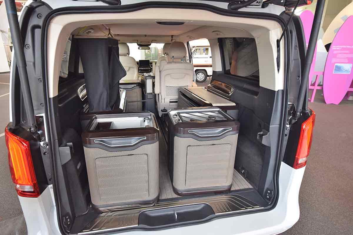 Konzeptstudie Daimler Van