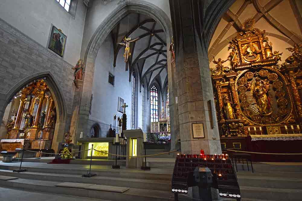 Altarraum Münster Radolfzell