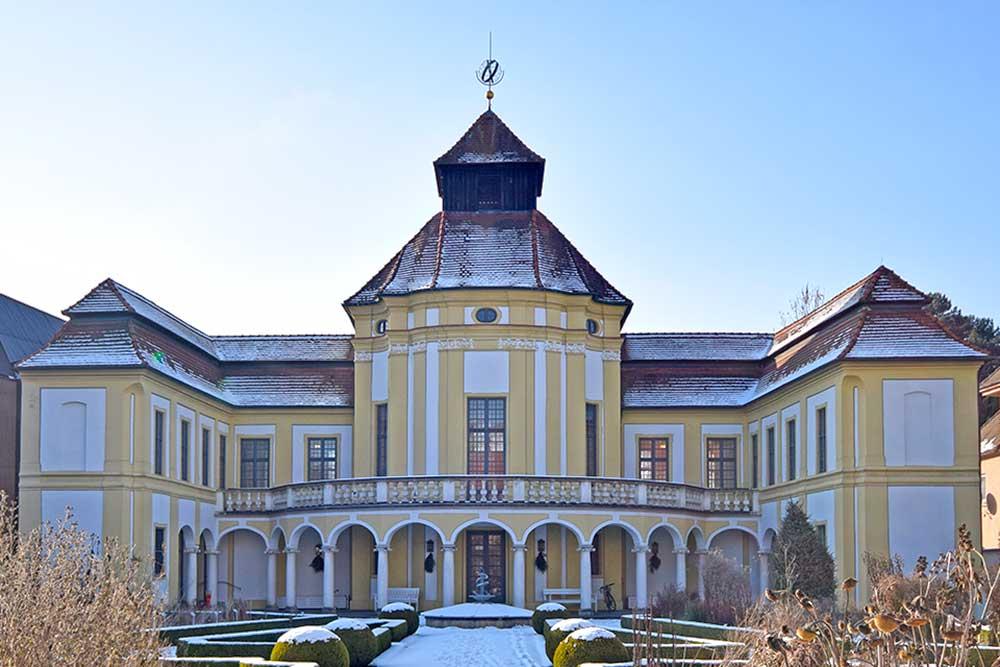 Barockgebäude