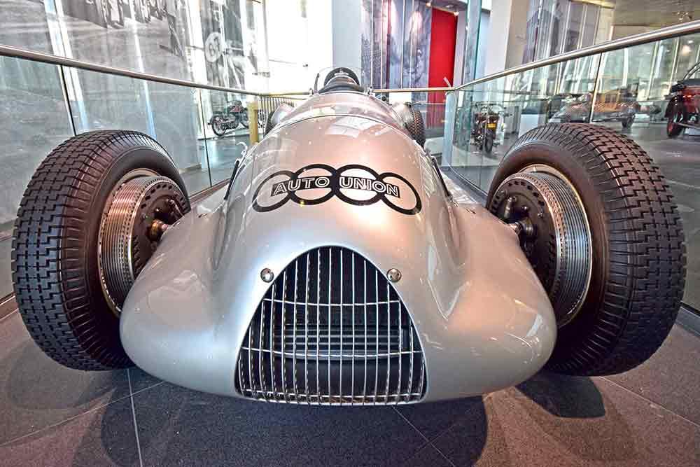 Audi Silberpfeil