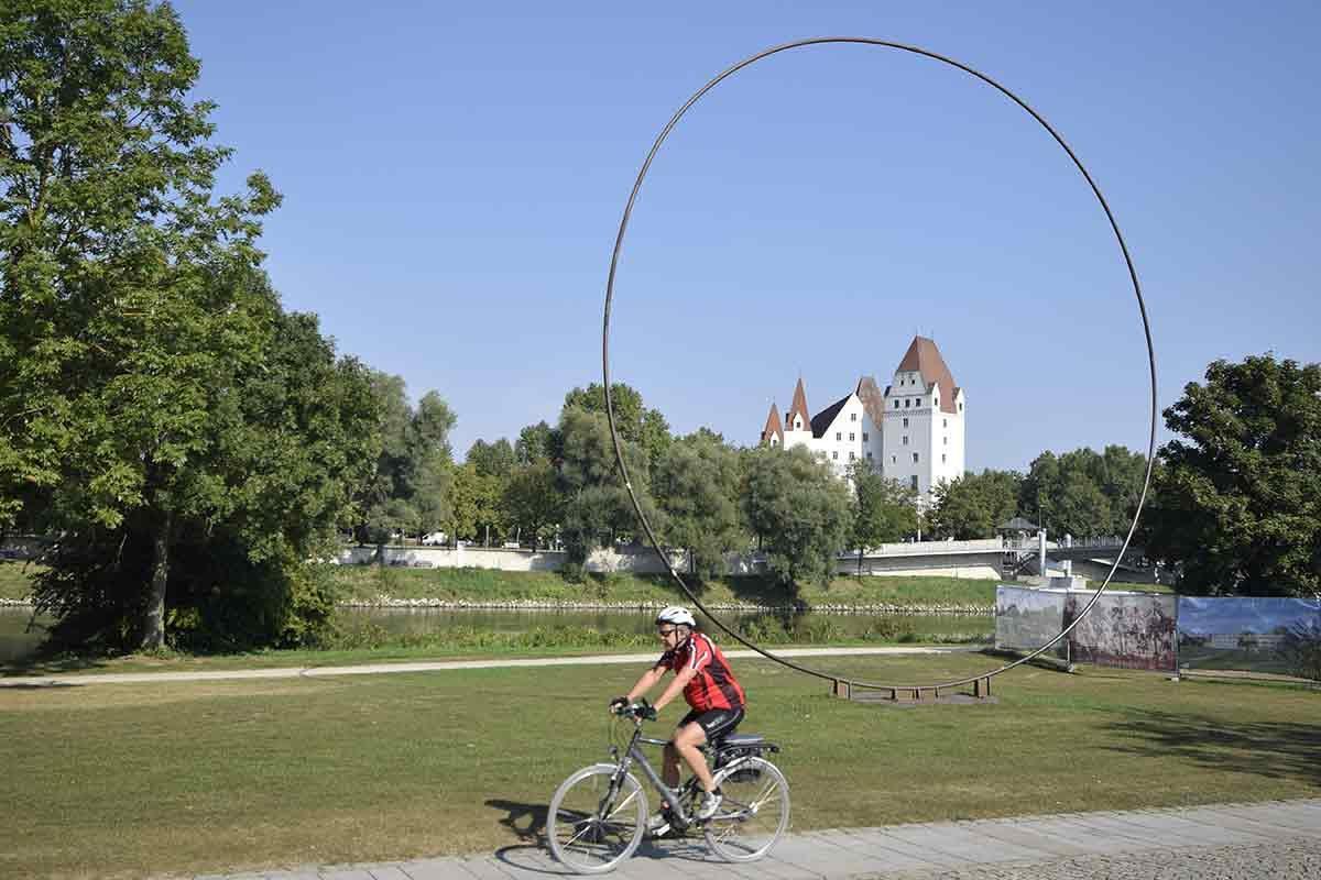 Ingolstadt, die schöne Donauperle