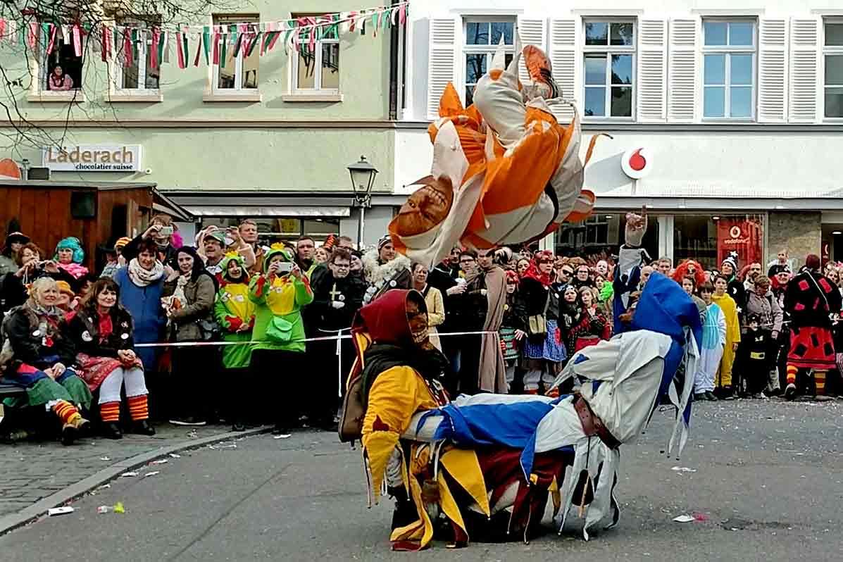 Sensationell: der Schmotzige in Konstanz
