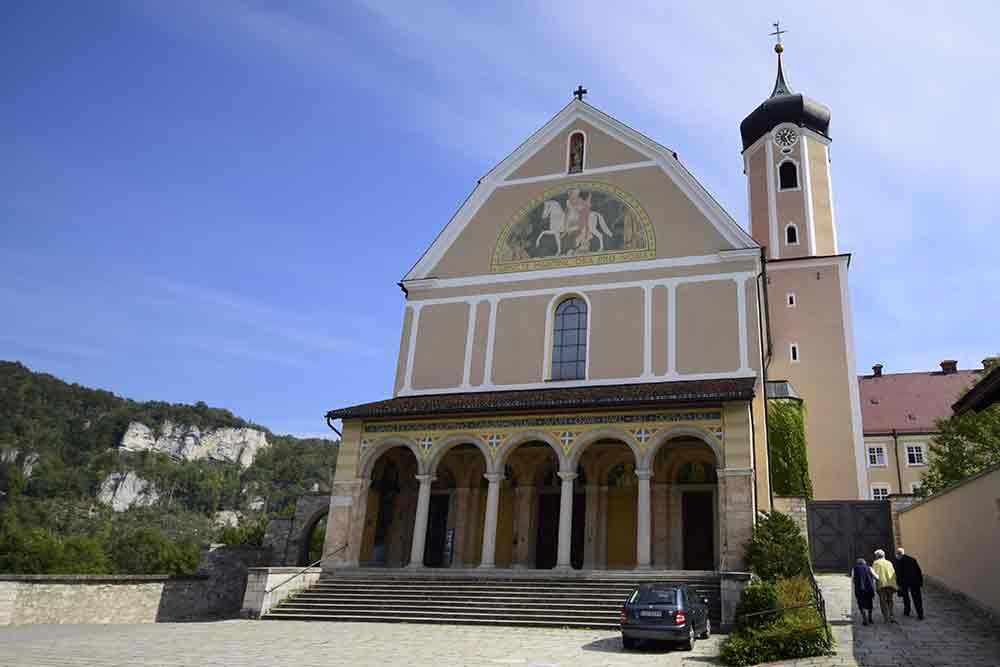 Abteikirche Beuron