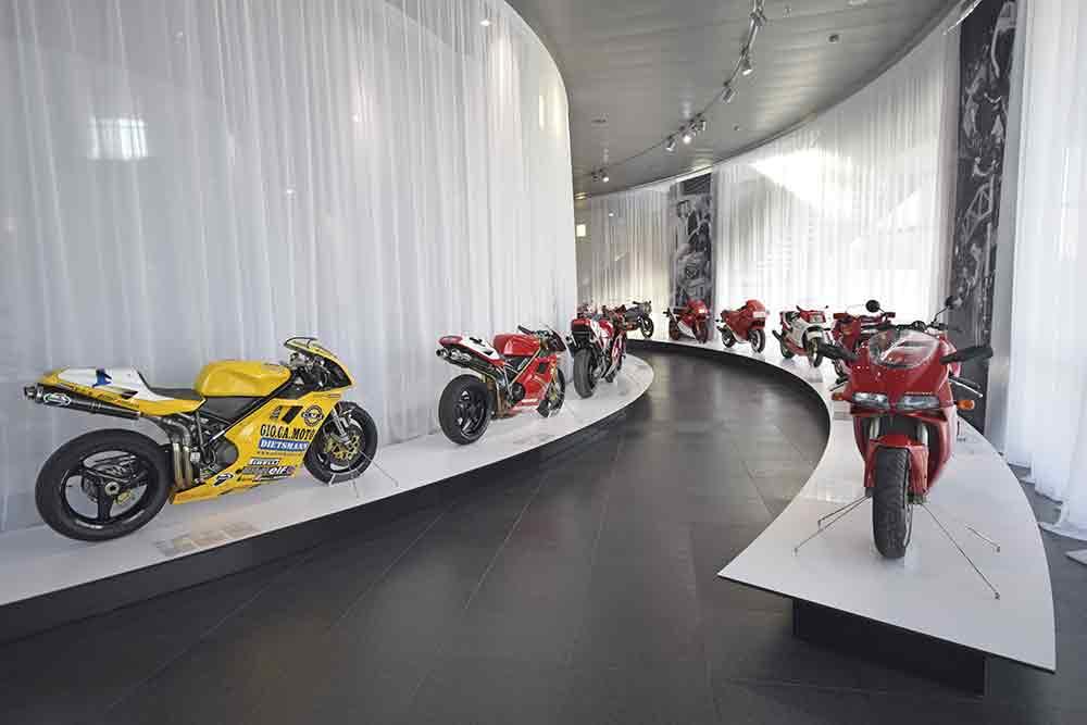 Ducati Motorräder