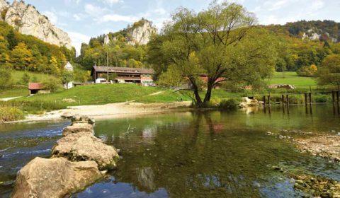 Das Jägerhaus Fridingen an der Donau