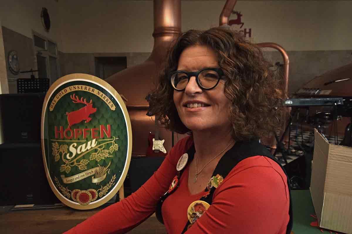 Renate Wenzler, Hirsch-Brauerei Honer
