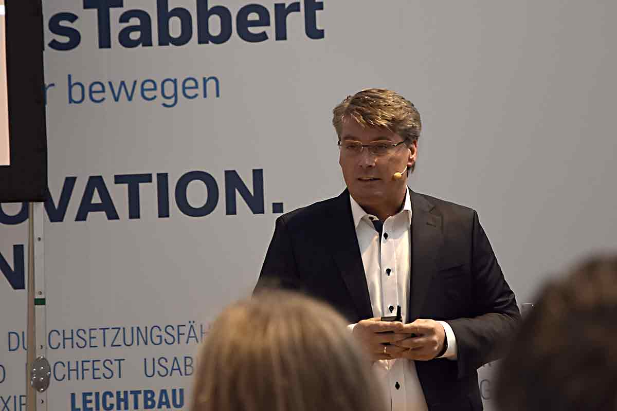 Gerd Adamietzki, CSO KnausTabbert