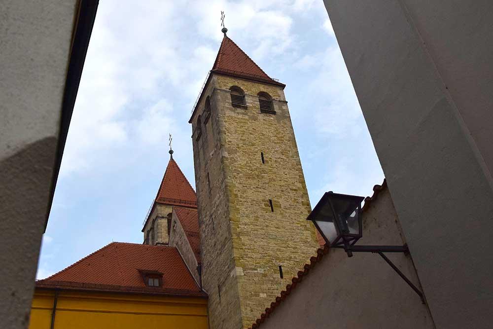 Kirchtürme in Regensburg