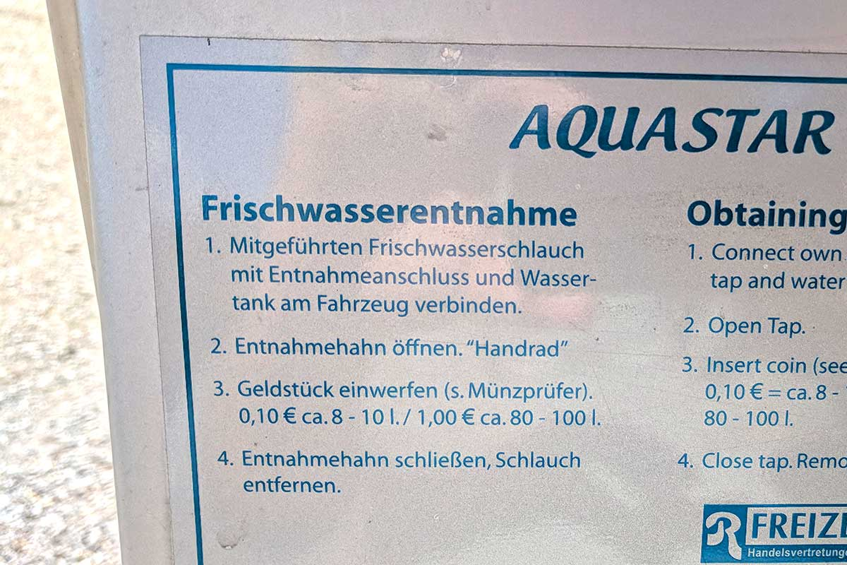 Aquaatar Stellplatz Bad Säckingen