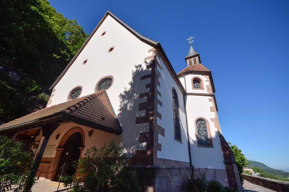 Kapelle auf dem Schauenberg