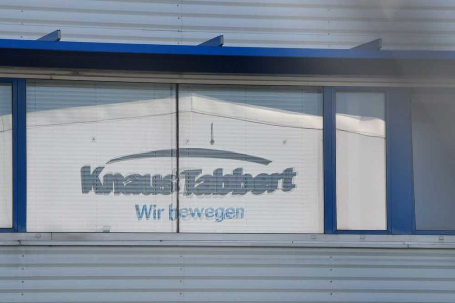 """Werksführung bei """"Knaus Tabbert - Wir bewegen"""""""