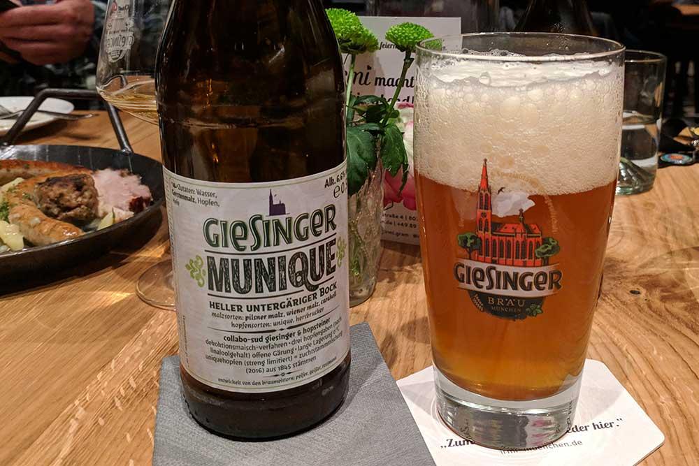 Giesinger Munique im Irmi, München