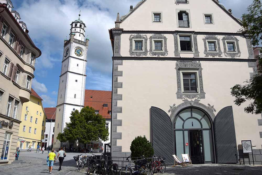 Tourist Info Ravensburg