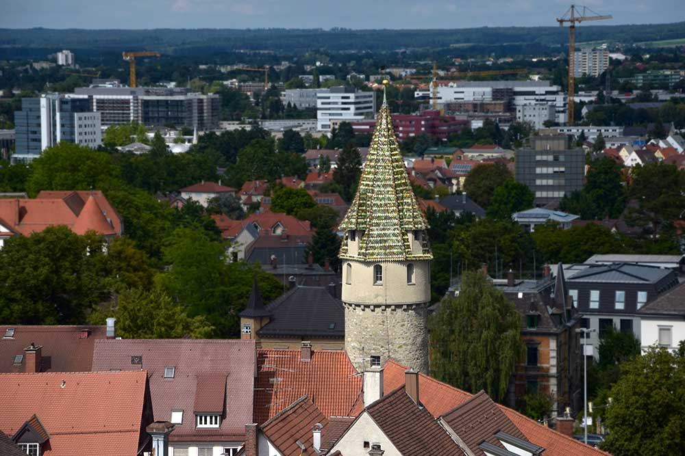 Grüner Turm Ravensburg