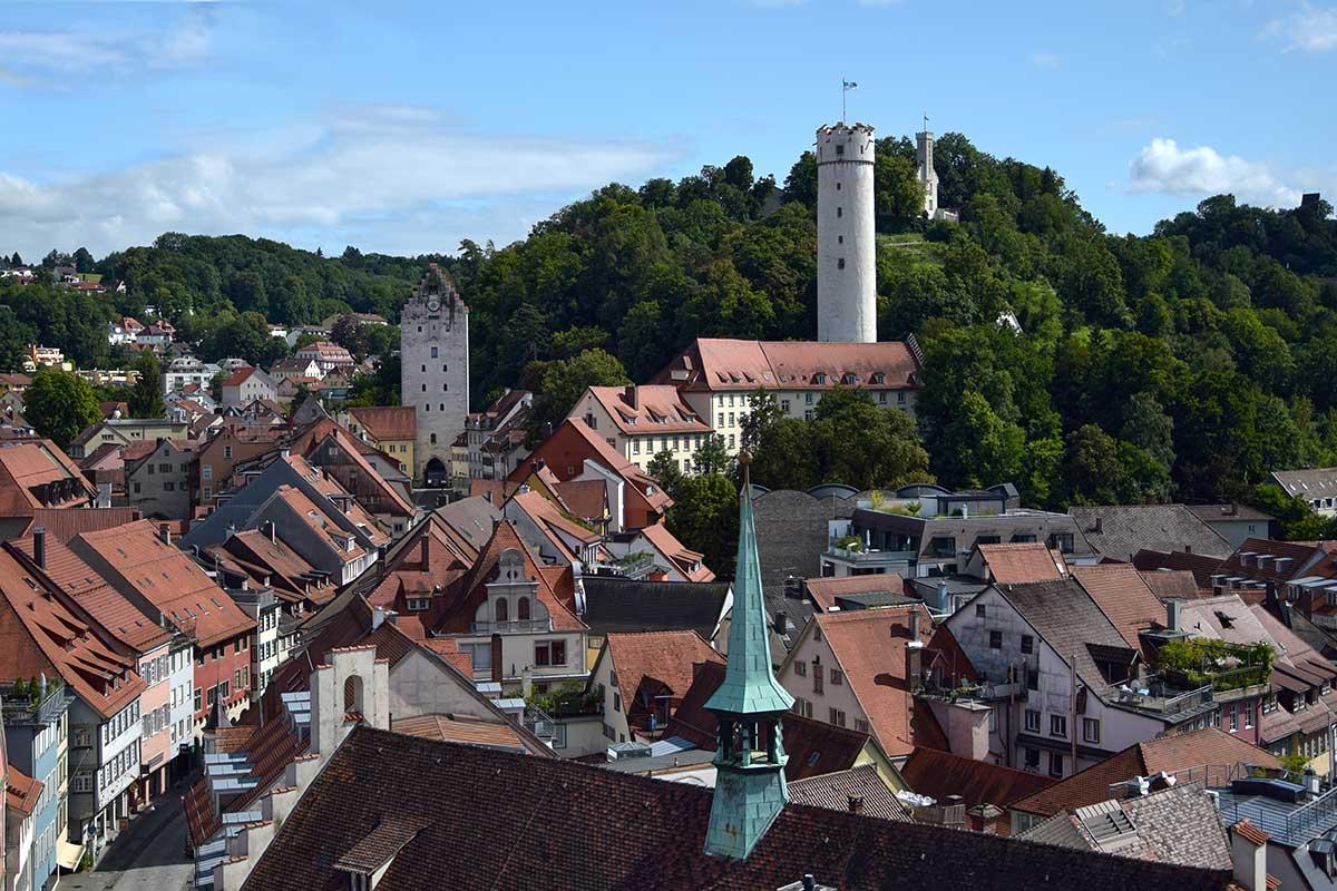 Ravenburg Oberstadt