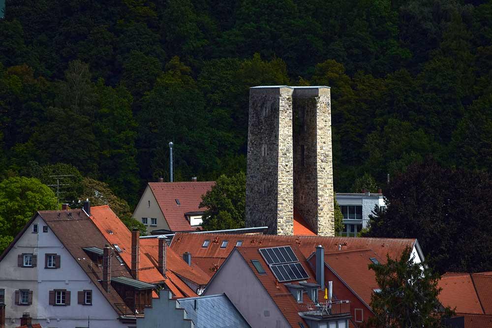 Schllenbergturm in Ravensburg