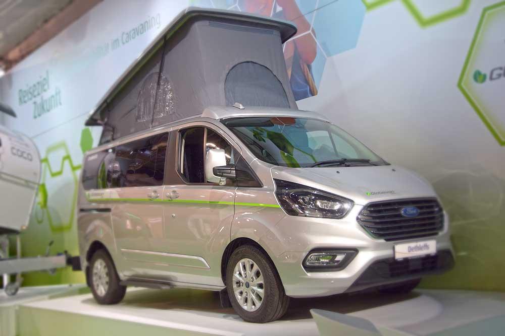 Globevan e.Hybrid Dethleffs