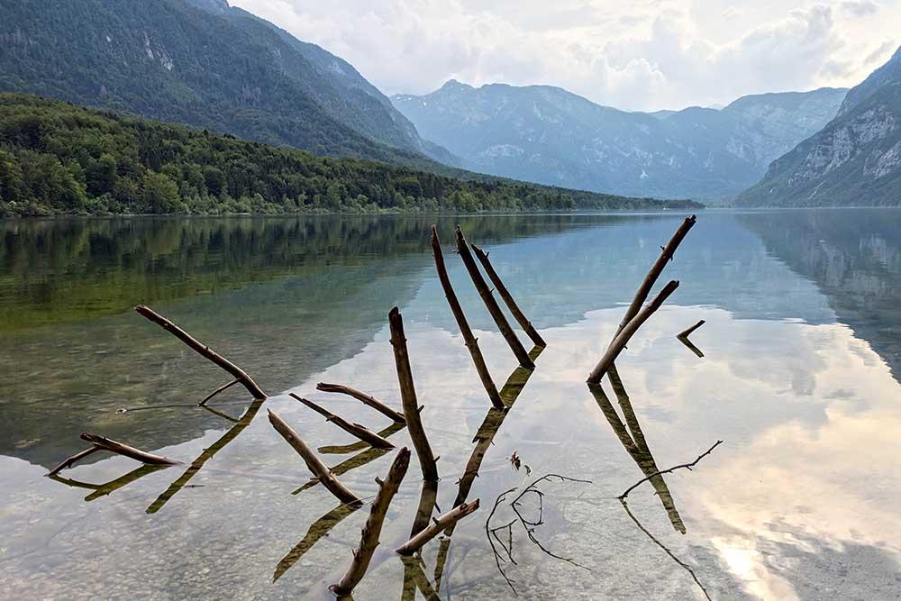 Bohinj-See