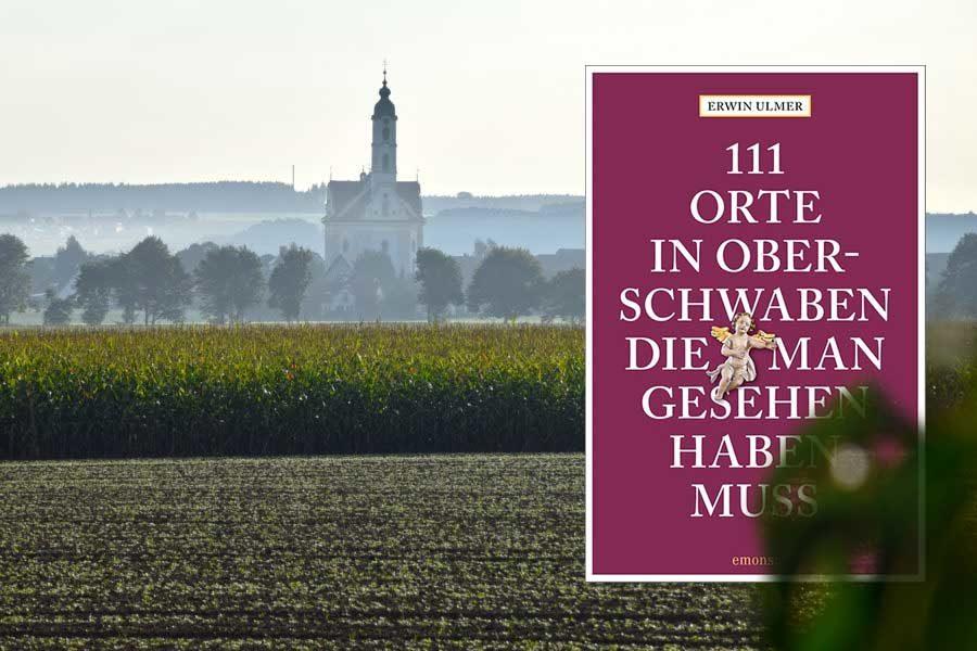 111 Orte in Oberschwaben (Cover) und Steinhausen