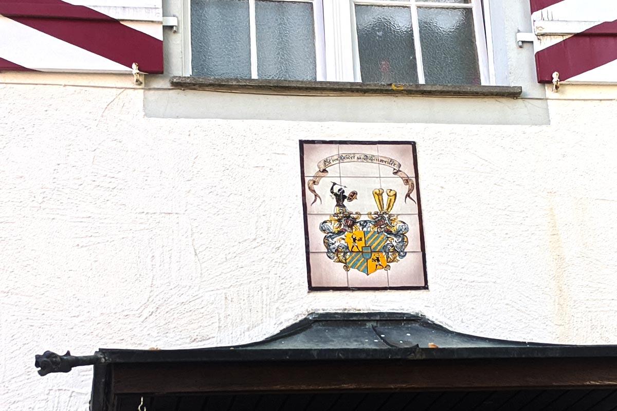 Wappen der Familie Heider zu Gitzenweiler