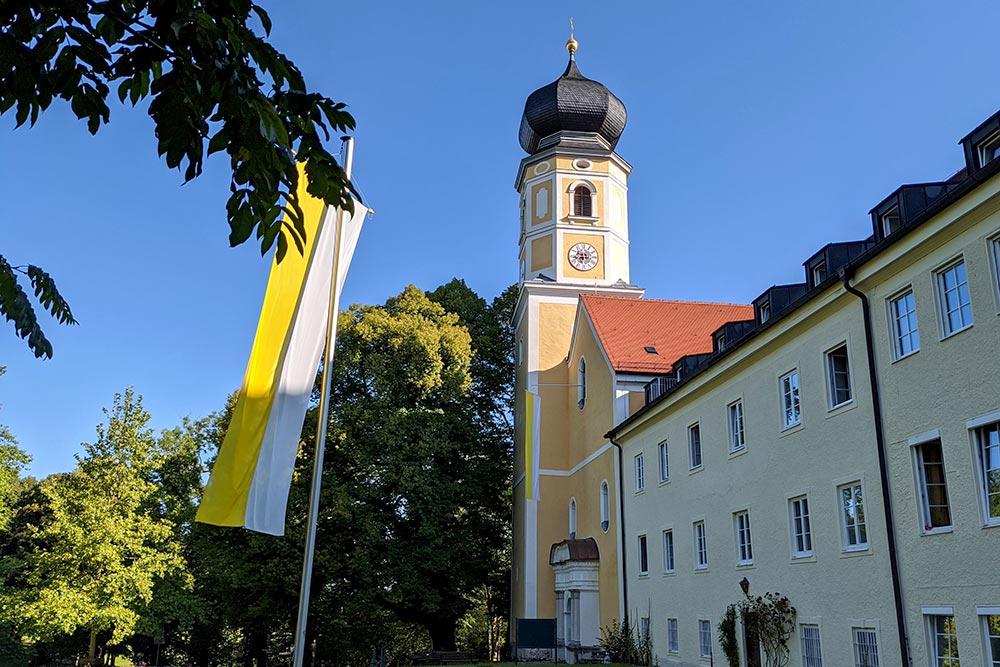 Kloster Bernried im Pfaffenwinkel