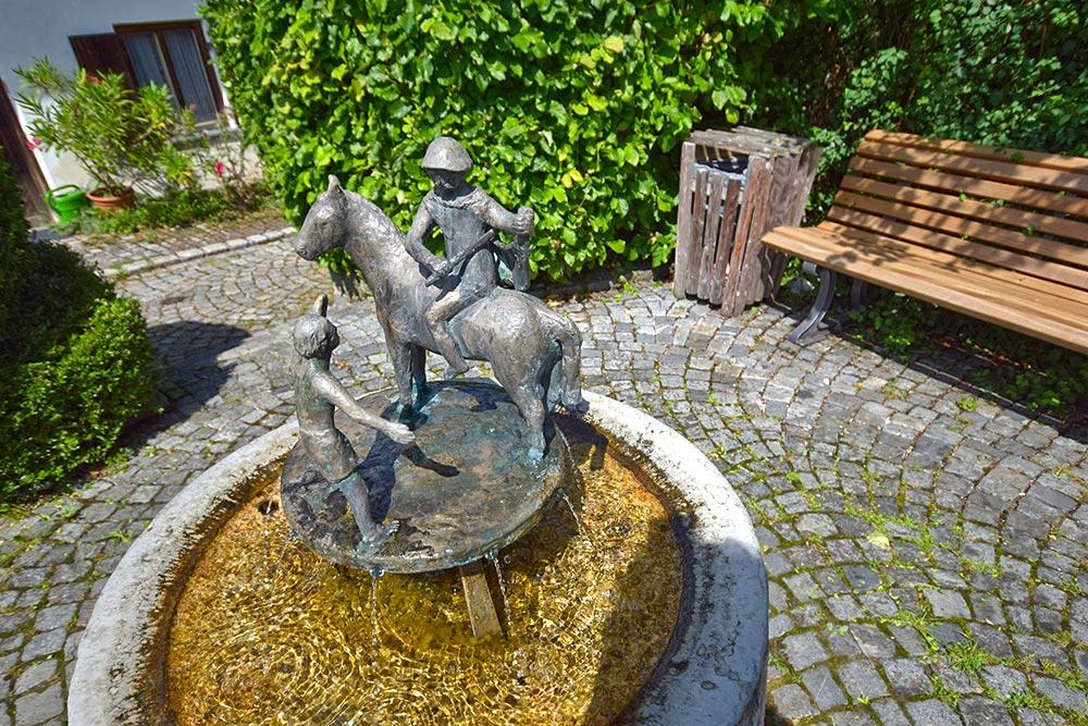 Martinsbrunnen Bernried