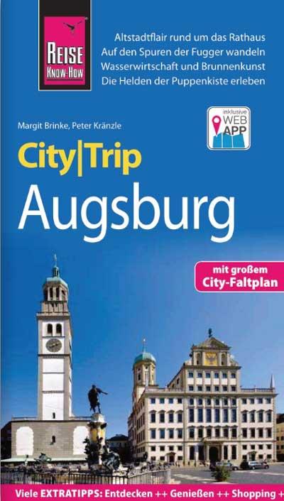 Cover CityTrip Augsburg